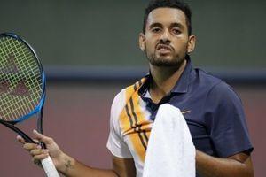 'Trai hư' quần vợt lại gây chuyện ở Thượng Hải Masters