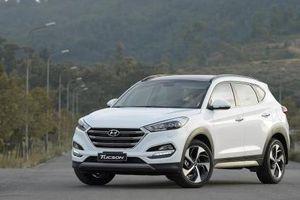 Doanh số bán xe Hyundai Tucson tháng 9 tăng trưởng hơn 30%