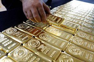 Giá vàng ngày 9/10: Thị trường thế giới tụt dốc