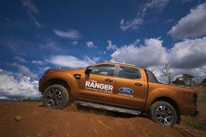 Ranger và Everest giúp Ford Việt Nam tự tin về doanh số