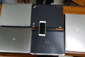 Phát hiện công ty không khóa cửa, bảo vệ rủ người thân vào vơ vét lấy đi 9 máy tính