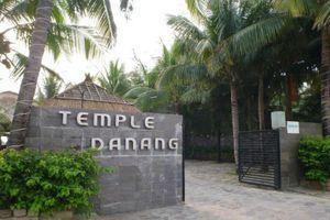 Đà Nẵng: Khu du lịch Temple bị buộc dừng hoạt động