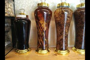 Top 4 loại rượu thuốc chữa yếu sinh lý hiệu quả