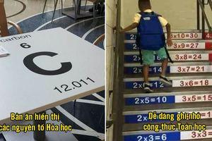17 ngôi trường có thiết kế thú vị bất ngờ, học sinh chắc chẳng bao giờ muốn trốn học