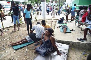 Haiti: Động đất khiến hơn 300 người thiệt mạng và bị thương
