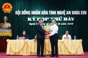 Nghệ An chính thức có tân Chủ tịch tỉnh 42 tuổi