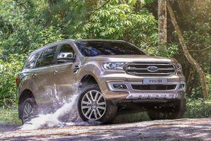 Vừa ra mắt, Ford Everest mới đạt kỷ lục bán 541 chiếc trong tháng 9