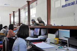 Thường trực HĐND tỉnh giám sát công tác cải cách hành chính tại TP Thanh Hóa