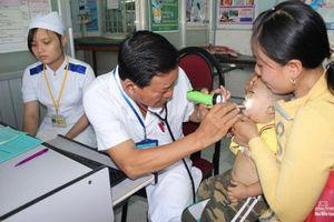 Bệnh tay - chân - miệng giảm 62% so cùng kỳ