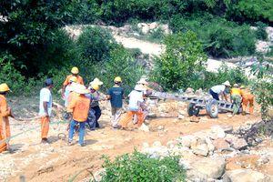 Hành trình xóa 'vùng lõm' về điện của Quảng Ninh