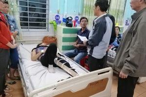 Tin mới vụ tai nạn xe khách với xe bán tải ở Gia Lai