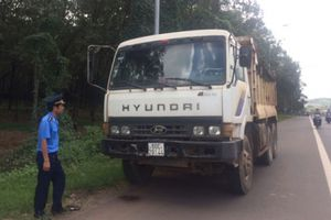 Mật phục bắt xe quá tải trên QL20, QL51