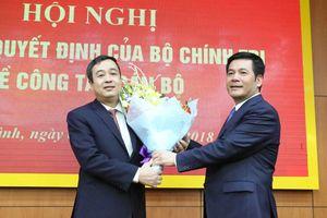 Đồng chí Ngô Đông Hải giữ chức Phó Bí thư Thường trực Tỉnh ủy Thái Bình