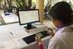 Hà Tĩnh: 85% người dân có sổ khám sức khỏe điện tử