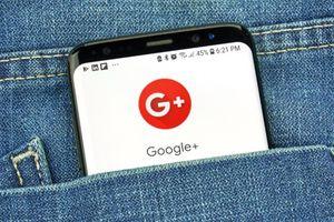 Mạng xã hội Google+ chấm dứt hoạt động sau bê bối lộ thông tin
