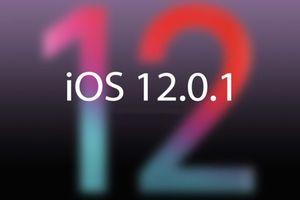 iOS 12.0.1 đã sửa lỗi iPhone Xs không sạc khi cắm cáp nguồn