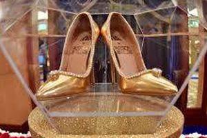 Đôi giày cao gót đắt nhất thế giới