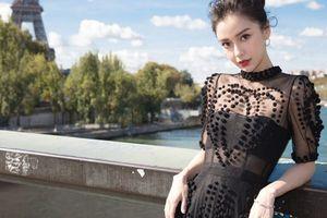 Nhìn lại những khoảnh khắc dàn sao Cbiz 'khuấy đảo' tuần lễ thời trang Paris