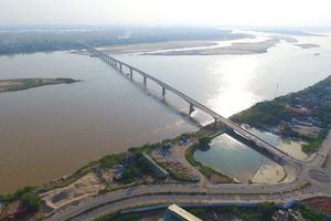 Thông xe cầu Việt Trì - Ba Vì, rút ngắn khoảng cách từ Hà Nội đi Phú Thọ
