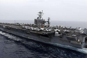 Tàu sân bay Mỹ rời Địa Trung Hải, tiếp cận biên giới Nga