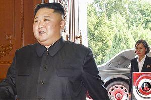 Nhà lãnh đạo Triều Tiên Kim Jong-un mới có xe Rolls Royce Phantom chống đạn?
