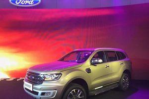 Ford Everest giảm giá, Ranger trở lại giúp doanh số của Ford Việt Nam tăng mạnh