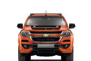 Chevrolet Colorado có phiên bản mới tại thị trường Việt Nam