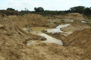 Không lắp đặt trạm cân và camera giám sát, DN khai thác khoáng sản phải ngừng hoạt động