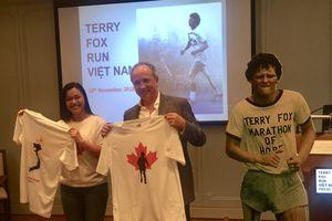 'Chạy Terry Fox Run Việt Nam 2018' hỗ trợ bệnh nhi Việt Nam