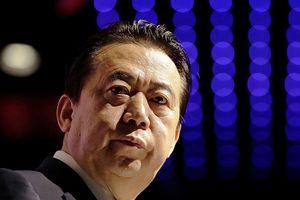 Dấu chấm hết với chủ tịch Interpol ở Trung Quốc