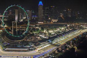 Đường đua F1: Việt Nam chào đón, Malaysia rút