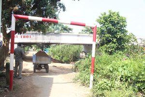 Cầu Mỏ Cày 2 xây thấp, phải 'nạo' nền đường dân sinh