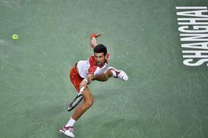 Djokovic trở lại cuộc đua số 1 thế giới sau chiến thắng ở Thượng Hải