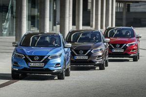 SUV bán chạy nhất của Nissan tại châu Âu được nâng cấp