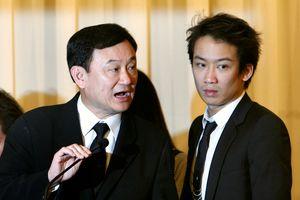 Con trai cựu thủ tướng Thaksin bị truy tố tội rửa tiền