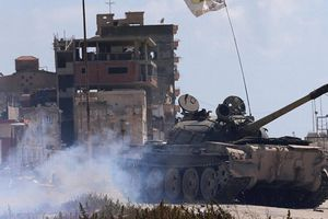 Tình báo Anh cảnh báo sự can thiệp của Nga tại Libya