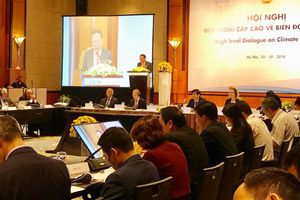 Hội nghị đối thoại cấp cao về Biến đổi khí hậu: Báo cáo đặc biệt về sự nóng lên toàn cầu 1,5 độ C