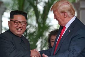 Tổng thống Trump tiết lộ lý do chưa thể gặp Chủ tịch Kim ngay lúc này