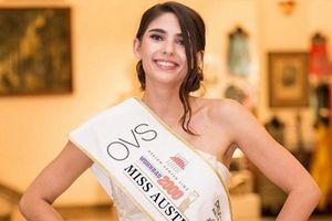 Đối thủ của Hoa hậu Tiểu Vy bị tước vương miện ngay trước thềm Miss World 2018