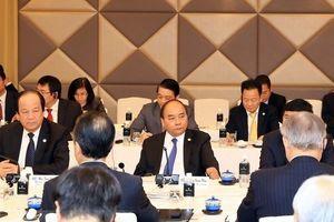 Thủ tướng mời gọi Nhật Bản đầu tư vào các ngành có giá trị gia tăng cao ở Việt Nam