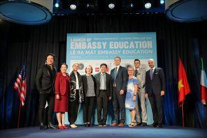 Tổ chức giáo dục Embassy Education ra mắt tại Việt Nam