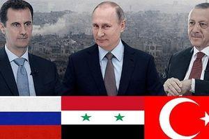Quan hệ Nga-Thổ và những lựa chọn quyết định vận mệnh Syria