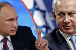 Thủ tướng Israel sắp gặp ông Putin: Rào trước, đón sau?