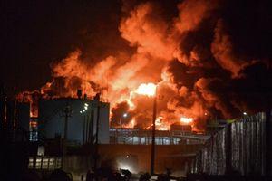 Ukraine mất toàn bộ tài liệu Buk vì nổ kho đạn