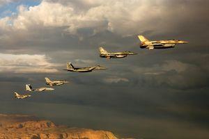 Tiêm kích Israel thử phản ứng của S-300