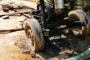 Bình Định: 'Cát tặc' lộng hành, đe dọa cả người dân