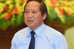 Ông Trương Minh Tuấn xin thôi BCH Đảng bộ khối các cơ quan T.Ư