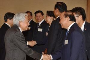 Thủ tướng Nguyễn Xuân Phúc dự và phát biểu tại Hội nghị cấp cao Mê Công - Nhật Bản lần thứ 10