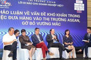 Nhập siêu từ các nước ASEAN rất đáng lo ngại
