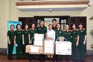 Nhiều đơn vị quân đội trao quà ủng hộ chương trình thiện nguyện Mottainai 2018